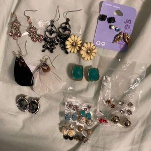 FREE ADD ON Assorted Earrings
